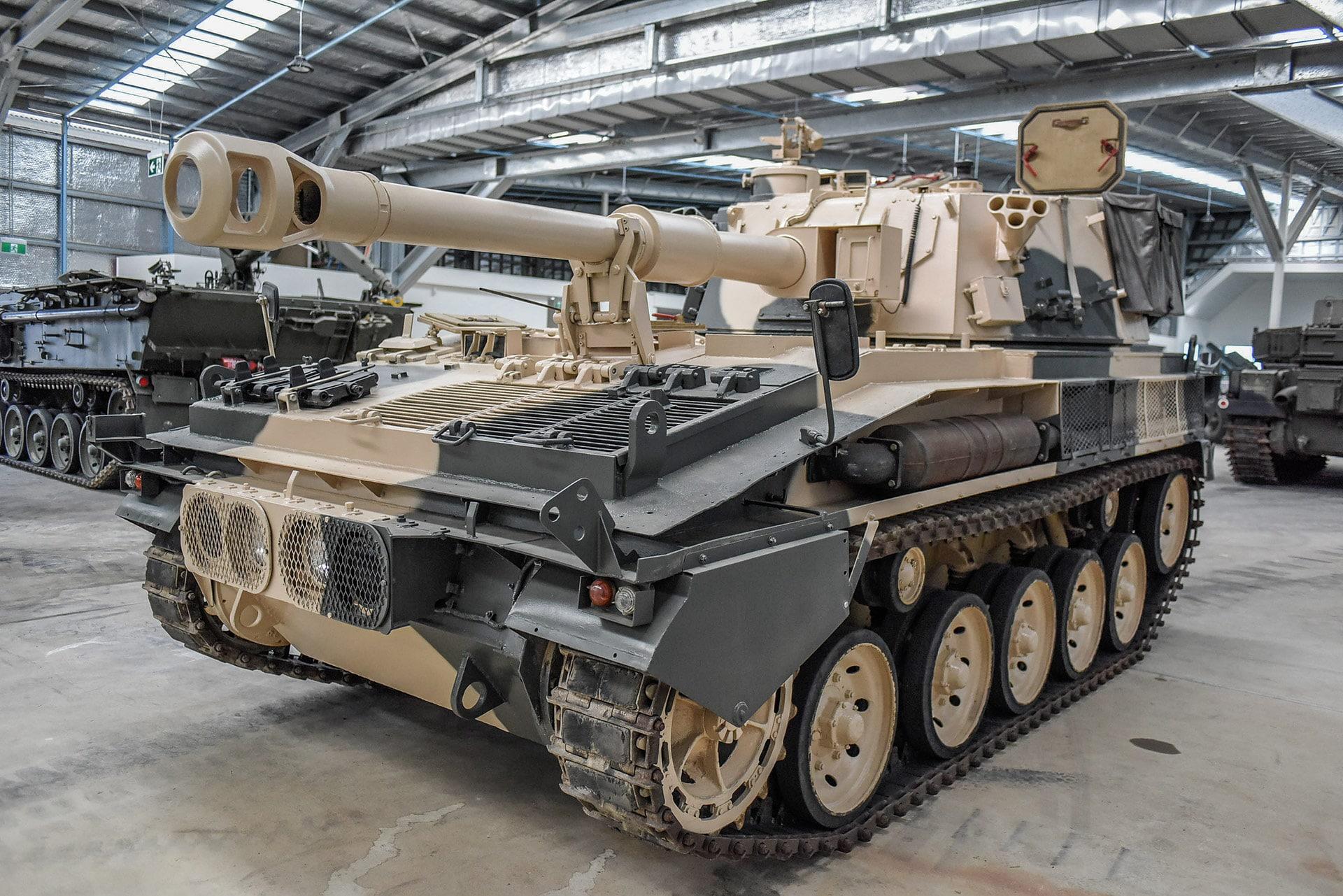 Exhibits | Australian Armour & Artillery Museum